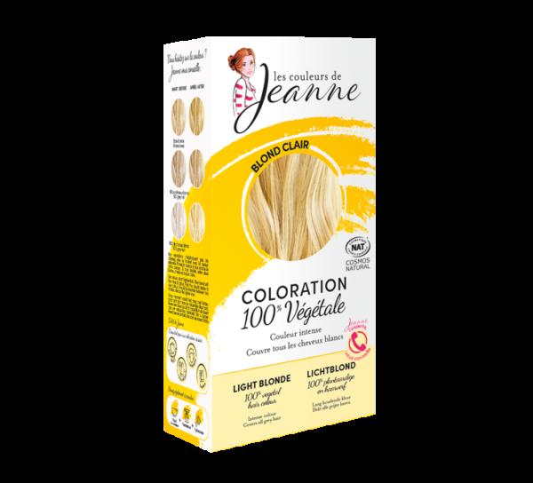 Blond clair Couleurs de Jeanne