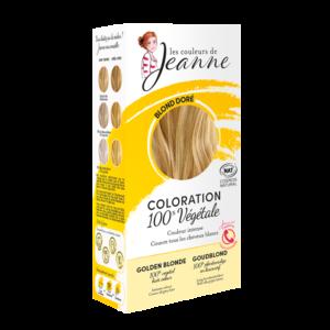 Blond doré Couleurs de Jeanne