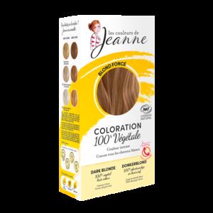 Blond foncé Couleurs de Jeanne