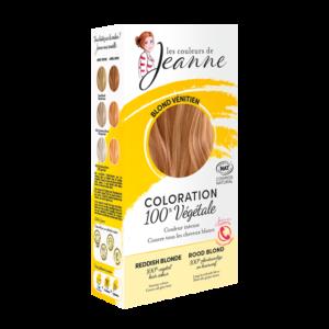 Blond vénitien Couleurs de Jeanne