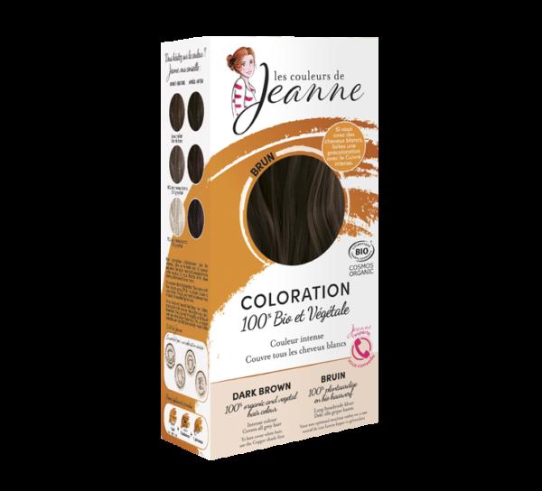 Brun Couleurs de Jeanne