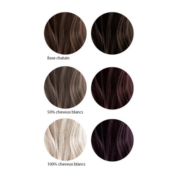 Nuancier brun