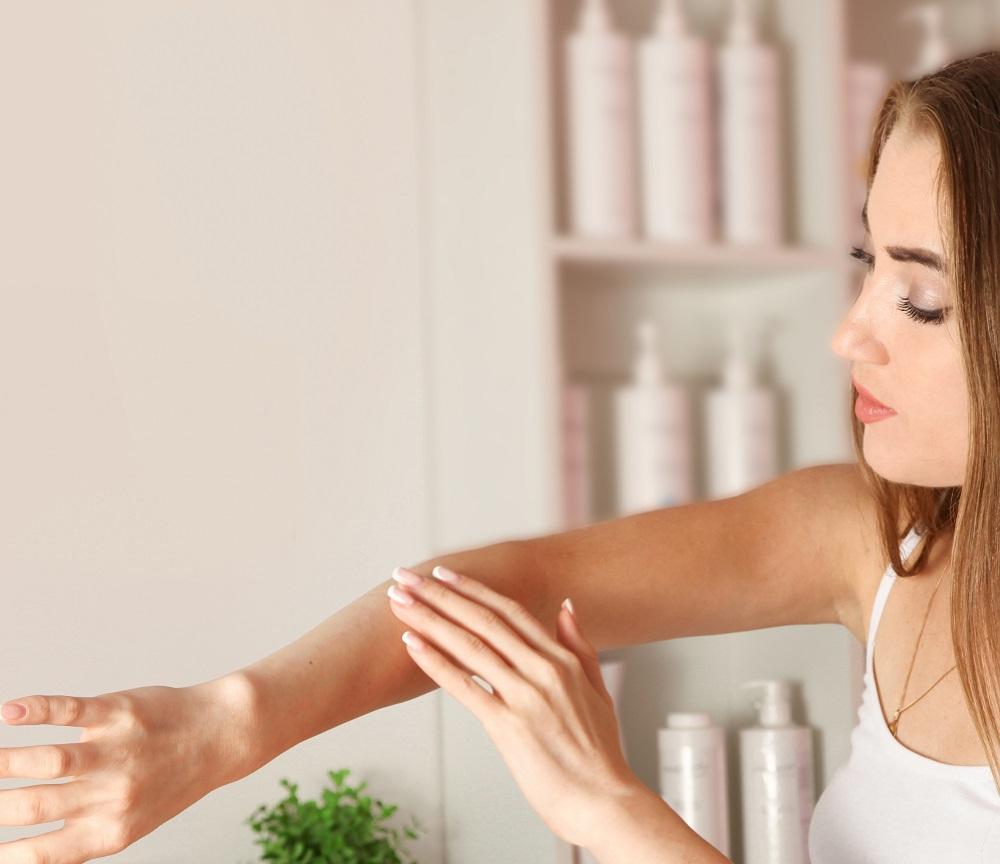 Comment faire le test d'allergie avant une coloration