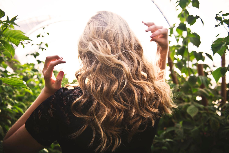 cheveux colorés routine